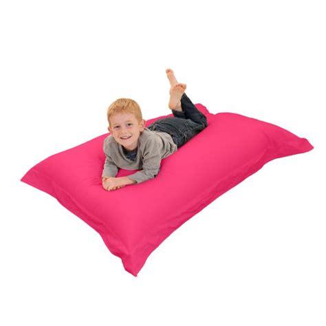 large bean bag pillow large xl indoor bean bag 4 in 1 floor cushion pillow