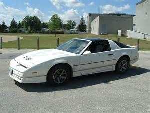 Pontiac Trans Am 1985 1985 Pontiac Trans Am Other Pictures Cargurus