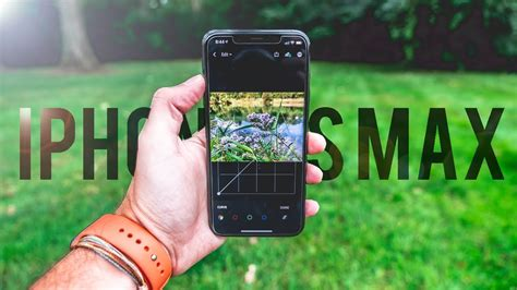iphone xs max photography review camera tips youtube