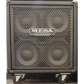 Used Mesa Boogie 4x12 Bass Cab Bass Cabinet Guitar Center Mesa Boogie 4x12 Bass Cabinet