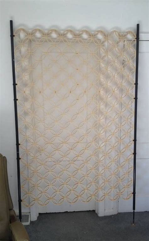 Tension Pole Room Divider 779 Best Images About Mid Century Room Dividers On Pinterest
