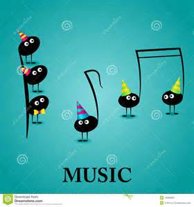 musical greeting card stock photos image 19686263