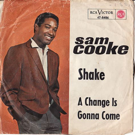 cook chagne sam cooke s quot a change is gonna come quot to receive the