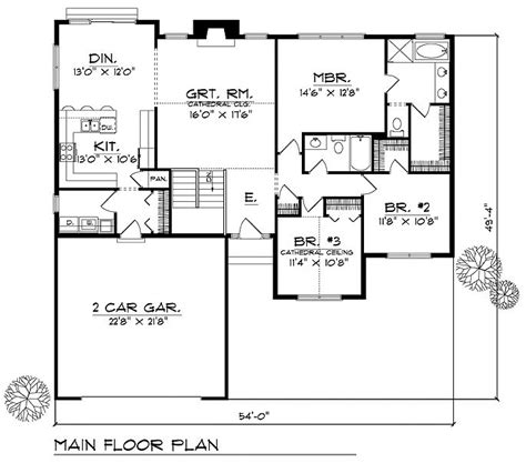 House Plans With Bedrooms Together by 71 Best Images About Floorplans With Bedrooms Grouped