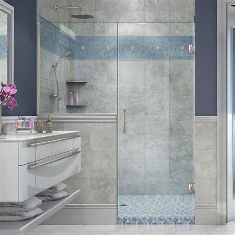 Dreamline Unidoor Plus 63 In To 63 1 2 In X 72 In Hyline Shower Doors