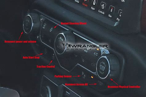 new jeep wrangler interior is the interior of the 2018 jeep wrangler jl too nice to
