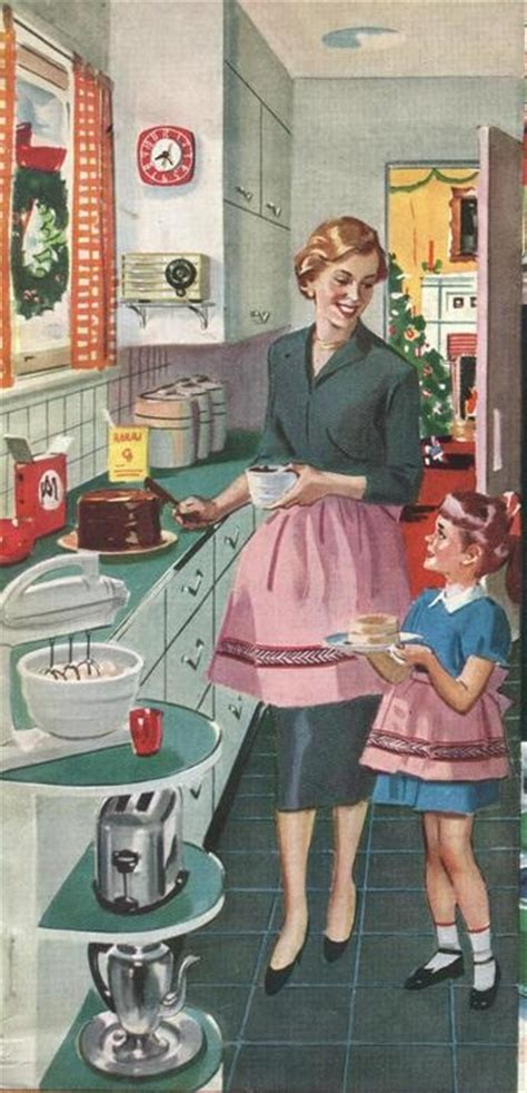 50s housewife becoming the ultimate housewife 1950s housewife