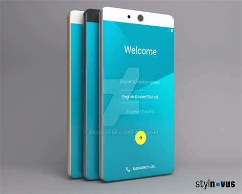 android future future android smartphone concept by zaur191 phonetech