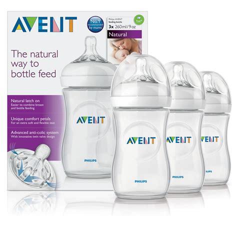 born free bottle assembly avent natural 9oz bottle 3 pack