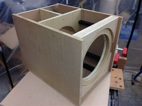 sealed jl audio  build page  home theater forum