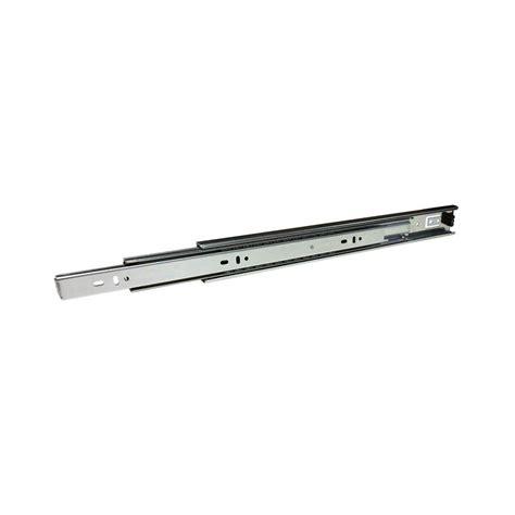 Bearing Drawer Slides Home Depot by Richelieu Hardware 22 In Zinc Extension Bearing