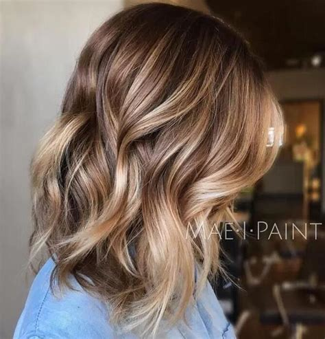ombre highlights and lowlights for brown hair 15 amazing balayage hairstyles 2018 hottest balayage
