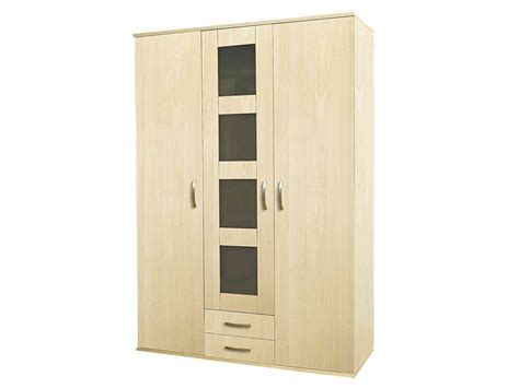 maple finsh wardrobes and chest of drawers homegenies