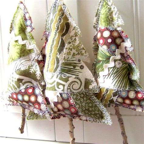 how to make fabric trees 20 tree step by step tutorials k4 craft