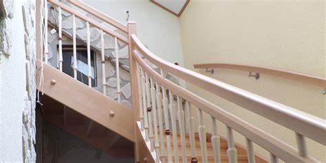zweil ufige treppe zweil 228 ufige treppe in buche mit ahon kombiniert