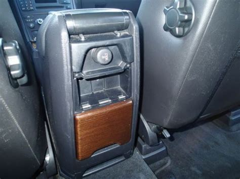 buy   clean volvo xc  leatherwood interior power seat child booster