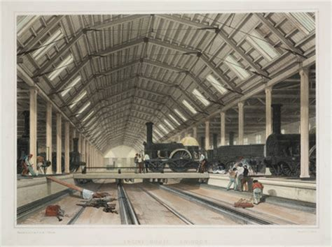 buy house swindon engine house swindon 1846 by bourne john cooke at science and society picture