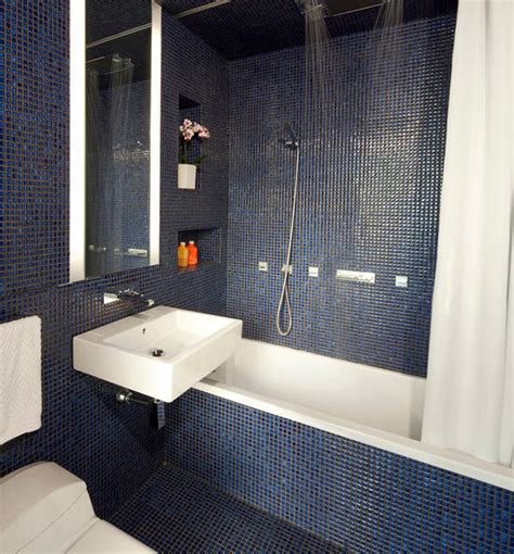 cobalt blue bathroom 35 cobalt blue bathroom floor tiles ideas and pictures