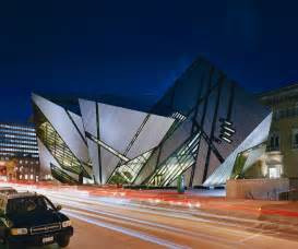 Royal Ontario Museum Libeskind Architectural Designs