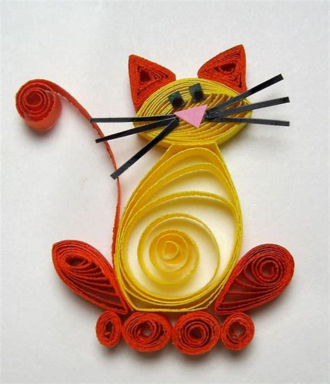 quilling animals tutorial 75 best quilling pets images on pinterest paper quilling