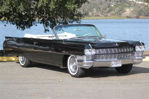 1964 Cadillac Convertible For Sale by Great Cruiser 1964 Cadillac Convertible Restored