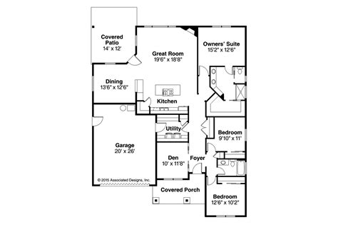 10 Highland Avenue Floor Plan - floor plans for kitchens 10 x 10 awesome innovative home