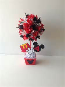 mickey mouse centerpiece mickey mouse birthday decoration centerpiece