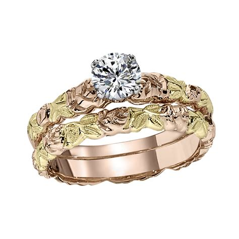 Engagement Ring Mountings by Gold Engagement Ring Settings Die Struck Mountings