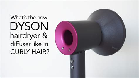 Make Your Own Hair Dryer Diffuser dyson diffuser review in curly hair