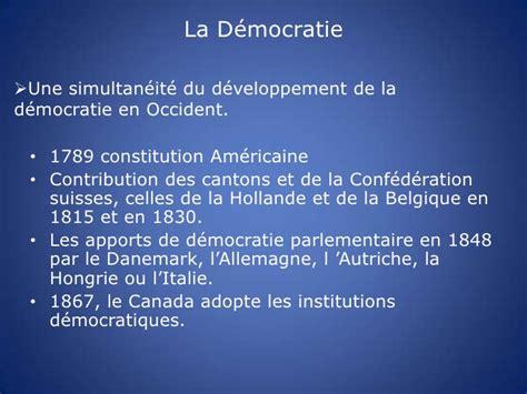 lavnement de la dmocratie 2070786250 l av 232 nement des d 233 mocratie lib 233 rales