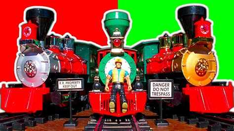 north pole express christmas train set 2014 g scale trains review 2014 how to make an a doovi