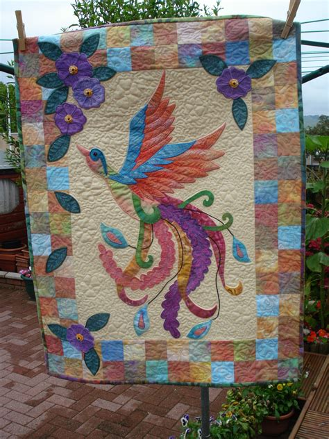 Quilts For by The Nifty Stitcher Wall Hangings