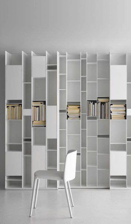 librero de nichos bookcase librero con nichos y puertas en mdf pintado