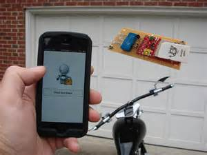 electric imp garage door opener hacked gadgets diy