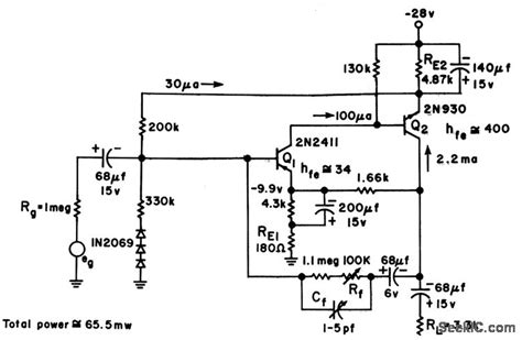 rectifier diodes are normally biased diode stabilized bias lifier circuit circuit diagram seekic