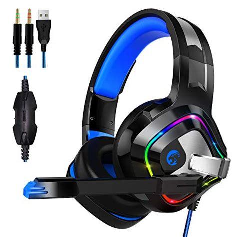 ziumier gaming headset ps headset xbox  headset