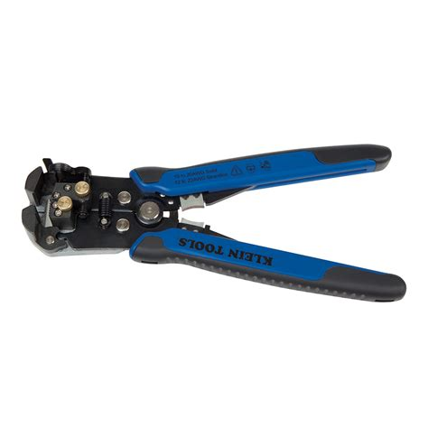 wire stippers self adjusting wire cutter 11061 klein tools