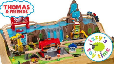 thomas the train play table thomas and friends thomas train and kidkraft grand