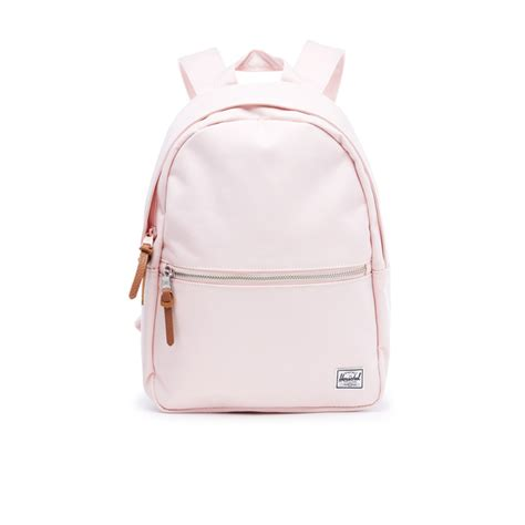 light pink herschel backpack herschel supply co s town backpack cloud pink