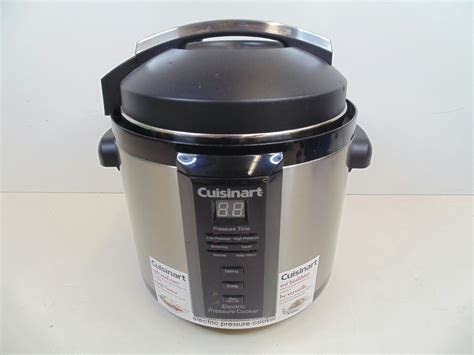 cuisinart electric pressure cooker the ultimate cuisinart electric pressure cooker cookbook simple and convenient recipes using cuisinart electric pressure cooker books cuisinart electric pressure cooker ebay