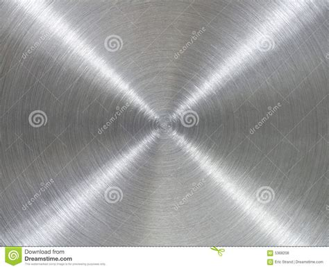 Brushed Steel Stock Photo Image Of Aluminum Steel Spun
