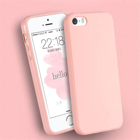 Baru Big Silicon Tpu For Iphone 6 Plus Tpu39 solid color tpu rubber cover for iphone 7 7 plus silicon glossy back cover for