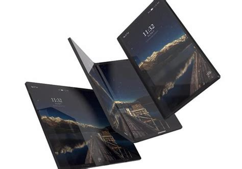 Samsung Galaxy S10 Foldable by Samsung Aims To Launch Foldable Phone Says Galaxy S10 Won T Be 5g Techspot
