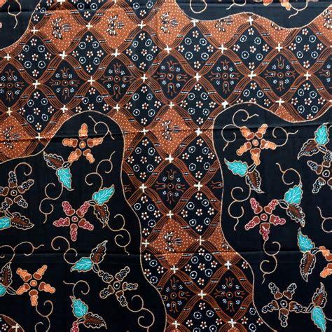 jual kain batik tulis motif jogja klasik sidomukti uwer