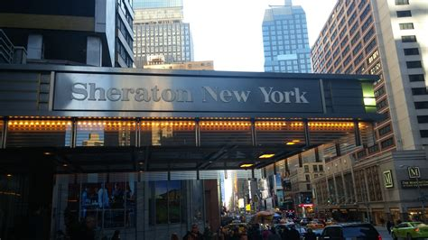 nyc and times square hotel deals new york city vacation hotel review sheraton new york times square