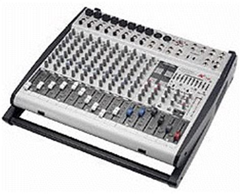 Digital Karaoke Mixer 3 Ch With Mp3 powered mixers