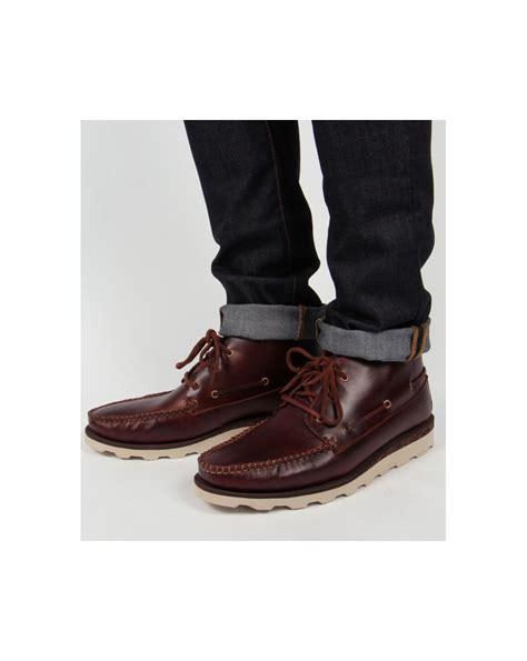 deck boots clarks originals dakin deck leather