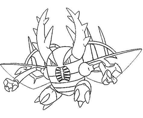coloring pages of mega pokemon free coloring pages of mega gengar