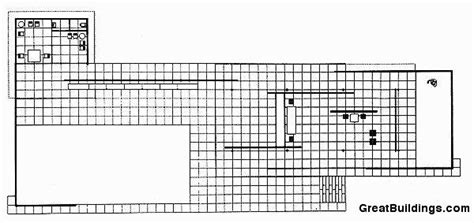 barcelona pavilion floor plan dimensions gallery of ad classics barcelona pavilion mies der rohe 5
