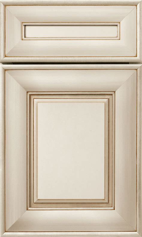 Almond Cabinets by Coconut With Toasted Almond Cabinet Glazing